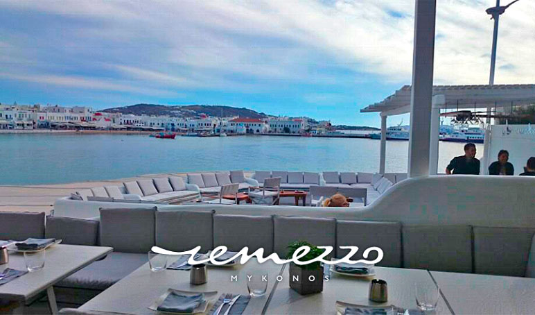 Remezzo bar-restaurant