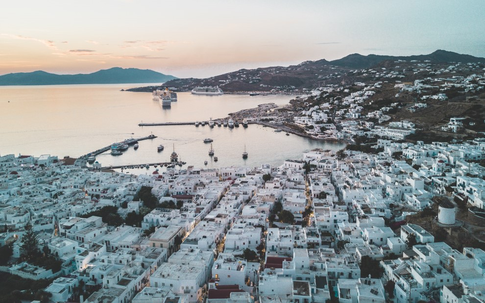 4 TIPS FOR AMAZING VACATION IN MYKONOS