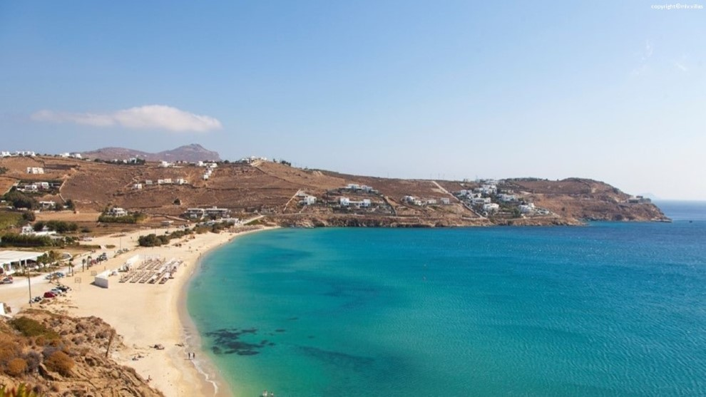 LUXURY VILLAS IN KALO LIVADI BEACH, MYKONOS