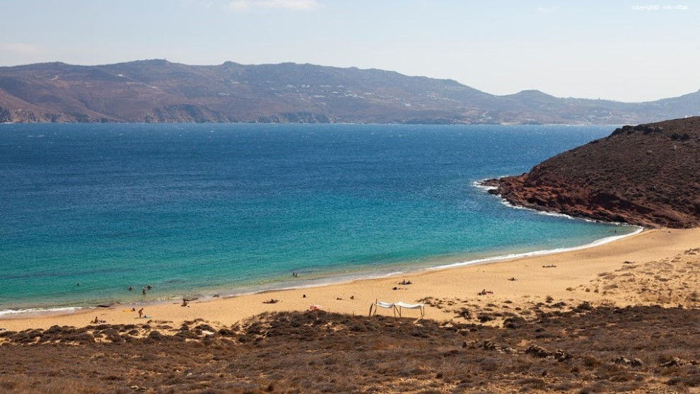 agios sostis beach mykonos luxury villas